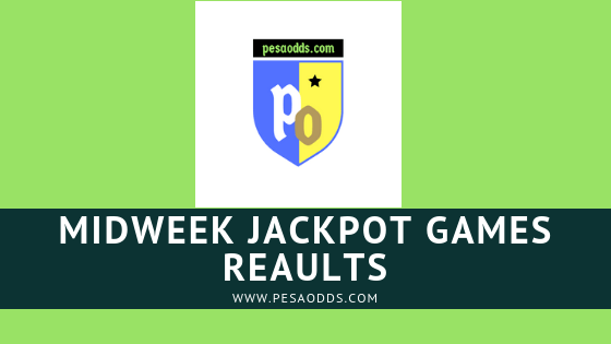 Jackpot Games Results