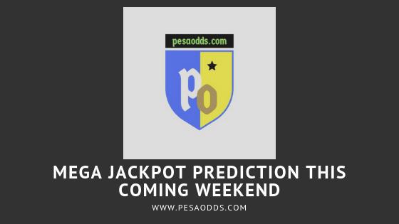 Midweek Jackpot Predictions This Weekend 2019